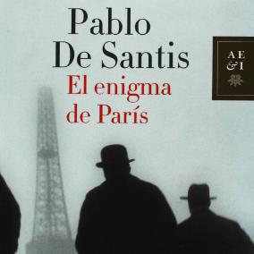 El enigma de Paris del escritor Pablo De Santis en el Museo del Barrio