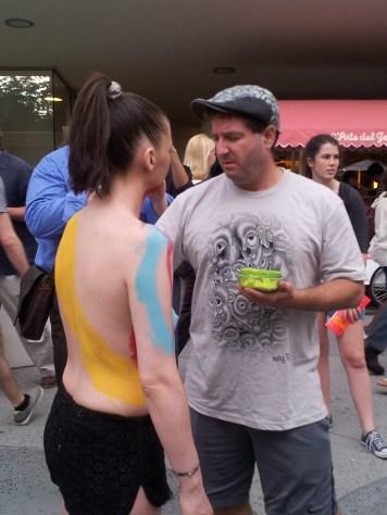 Festival de los Museos en NY - Andy Golub (Foto Nueva York Digital)