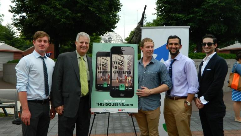 Lanzan aplicación digital de promoción en Queens