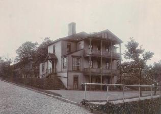"""Castle Williams, bautizado por su diseñador, Coronel Jonathan Williams en 1811, también se le conoce como """"The Tower."""" (Foto Parques)"""