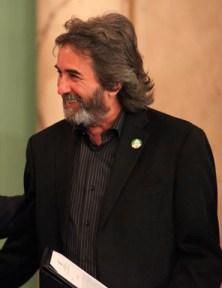 Fermando Baez Mella, director de la cinta El rey de Najayo