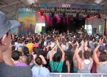 Concierto de verano en Manhattan (Foto de Nabuco)