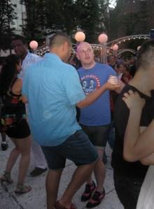 "Lincoln Center 'Midsummer Night Swing"" (Foto Nabuco)"