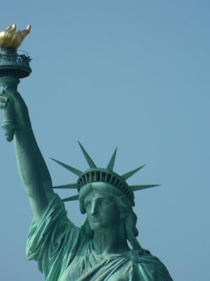 Estatua de la Libertad Foto Nueva York Digital