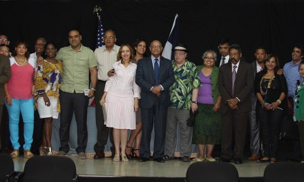 Premiación del Concurso Literario Letras de Ultramar