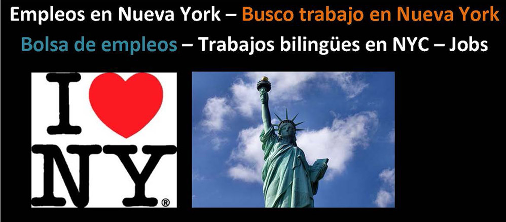 75 ofertas de empleo en NY