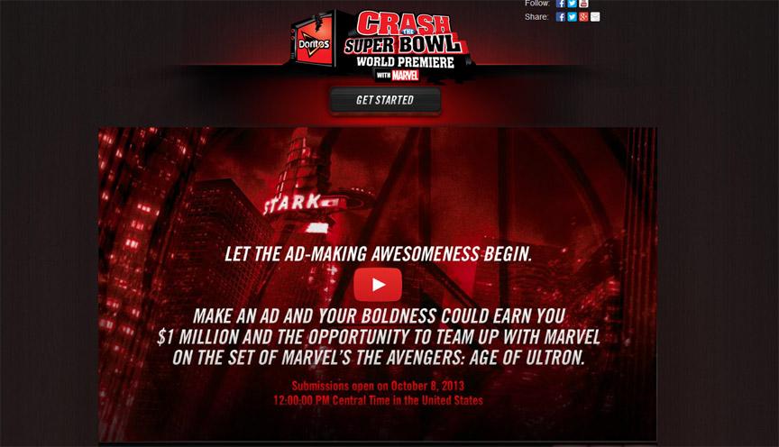 Concurso mundial: ganate un millón de dólares