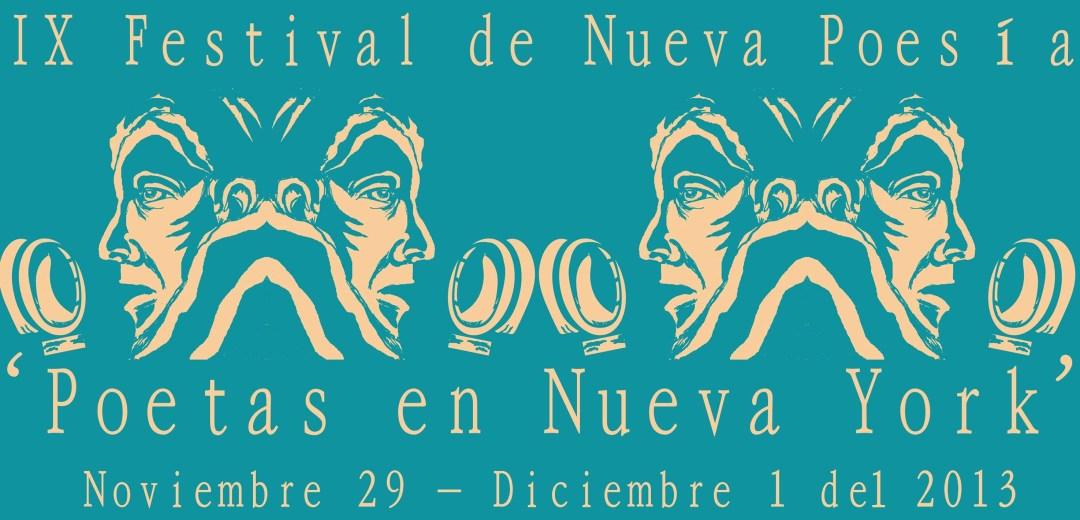 Poster Festival de Poesia