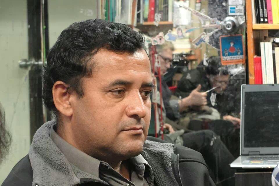 Poeta peruano en NY