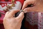 Peligros en decoración navideña