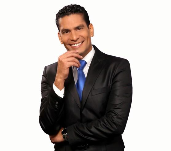 Ismael Cala presentador de TV