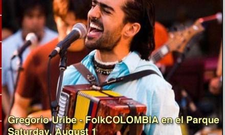 FolkColombia en el parque 2015