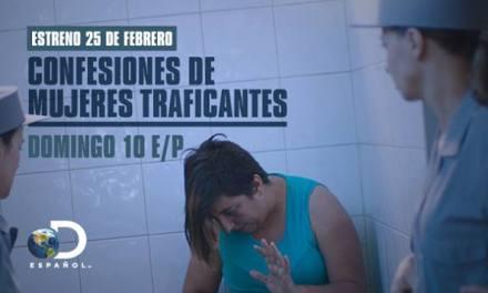Historias de mujeres inmersas en el negocio de las drogas