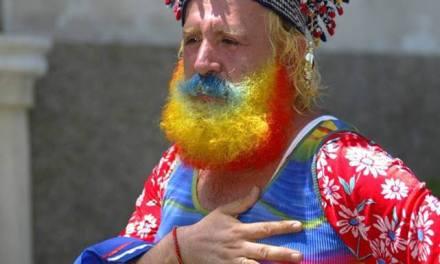 Oswaldo Gómez – El carnaval del mundo