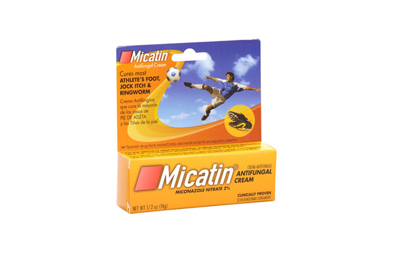 Micatin New package design Nuevo Advertising