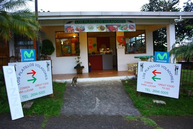 Restaurante Los Platillos Voladores