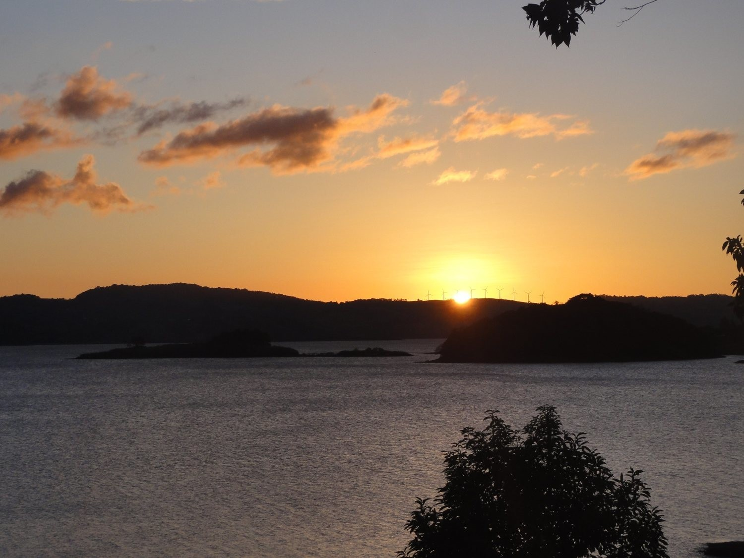 Lake Arenal Sunset
