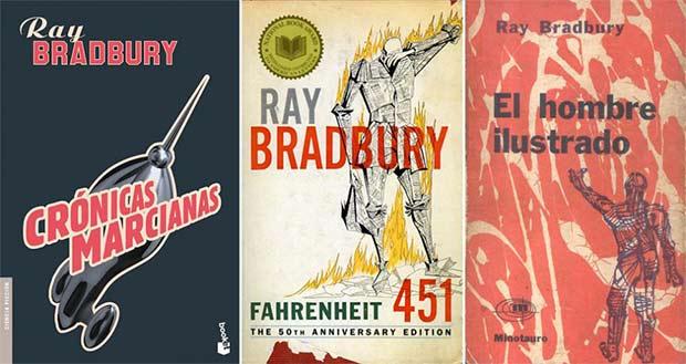 Ray-Bradbury-libros
