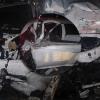 Tres muertos y tres heridos por accidente de tránsito en autopista Duarte