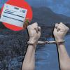 Arrestan dos personas no inoculadas que intentaron comprar tarjetas de vacuna en Puerto Plata