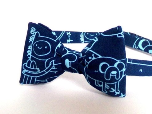 Finn and Jake Bow Tie