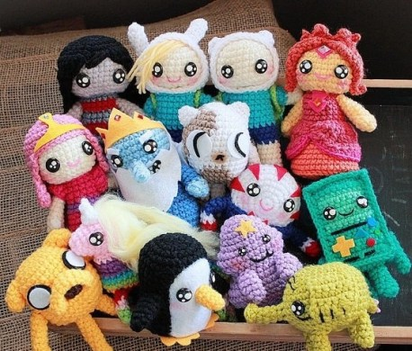 Adventure Time Plush