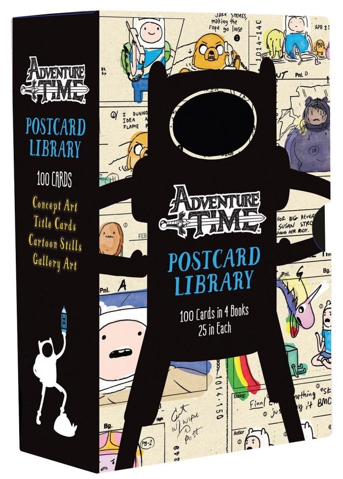 Adventure Time Postcards