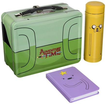 Adventure Time Tin Tote Set