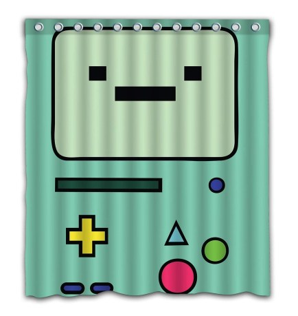 BMO Shower Curtain