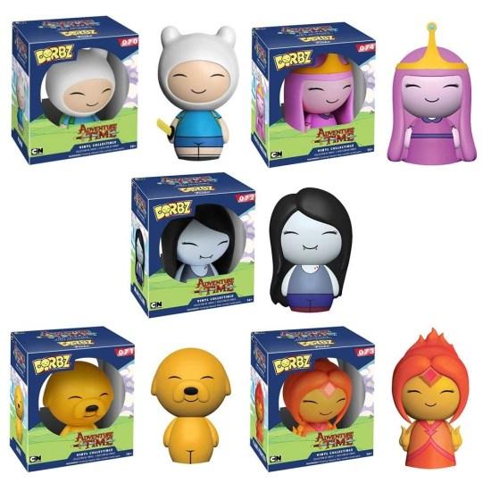 Dorbz Adventure Time