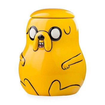 Jake Ceramic Cookie Jar