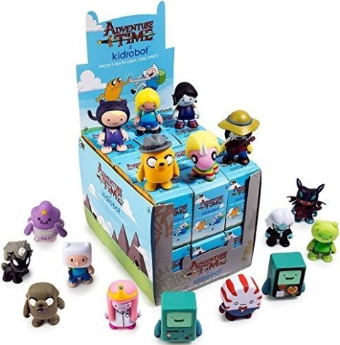 Adventure Time Vinyl Figures