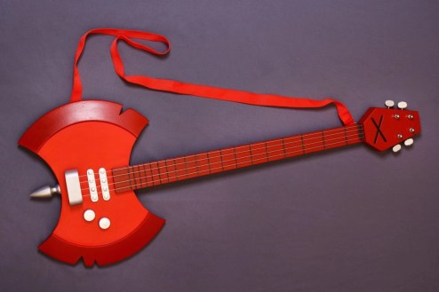 Marceline Ax Bass Guitar