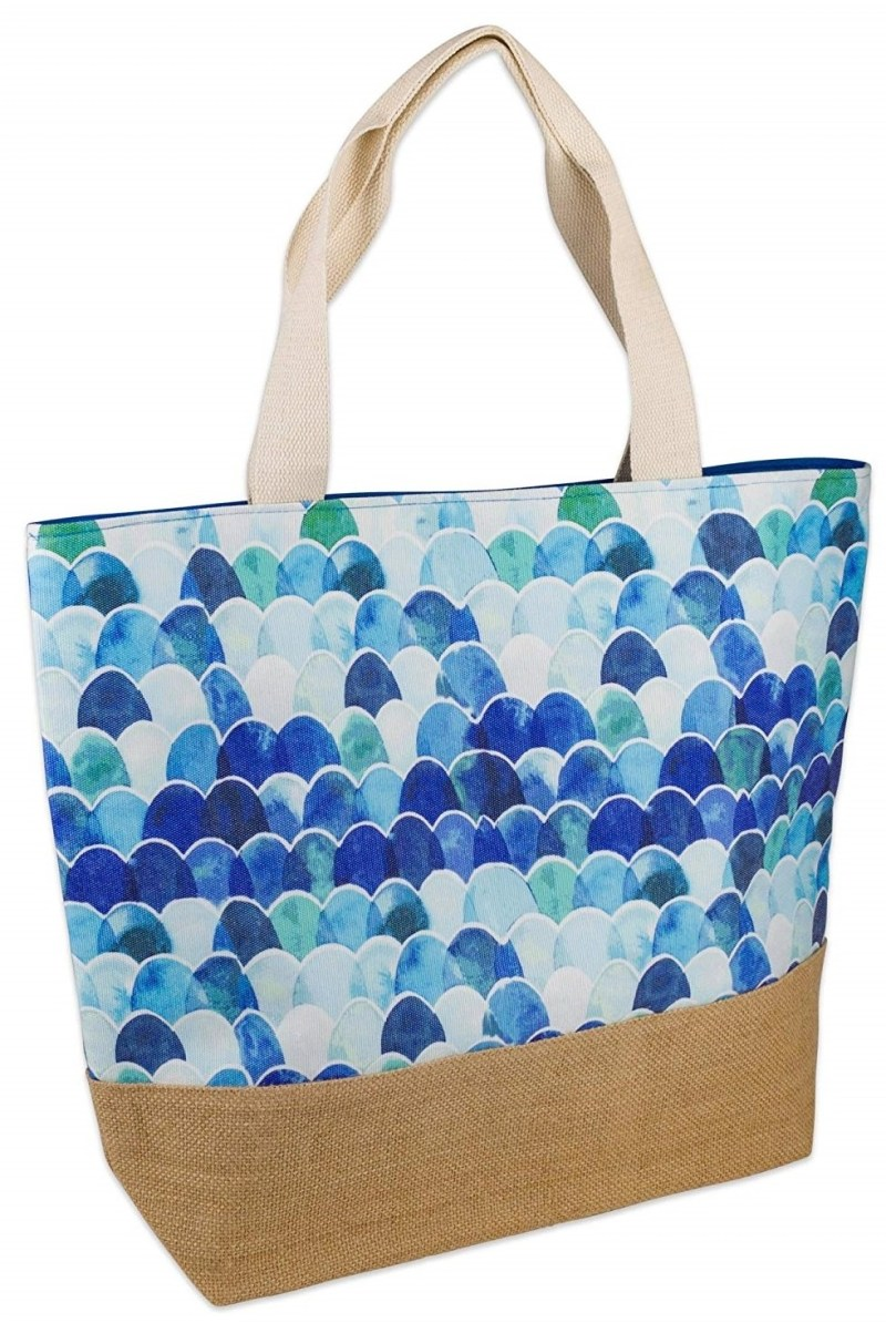 Mermaid Travel Tote