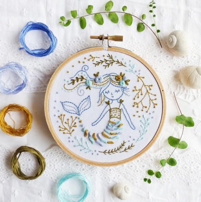 Mermaid Craft Kit