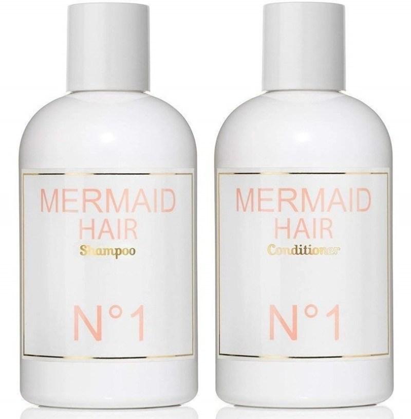 Mermaid Shampoo and Conditioner