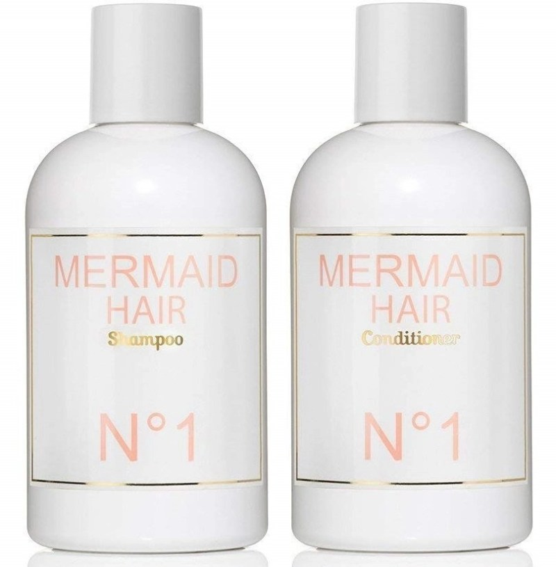 Mermaid Shampoo and Conditioner