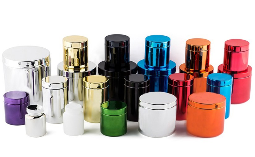 Metalized Jars