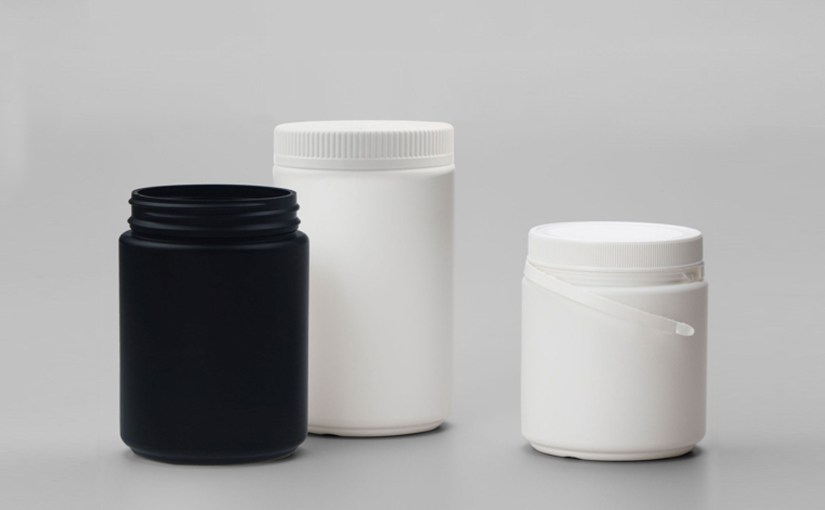 HDPE Canisters