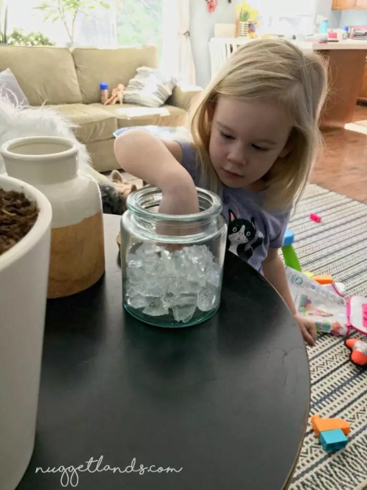Positive Parenting Reward Jar One