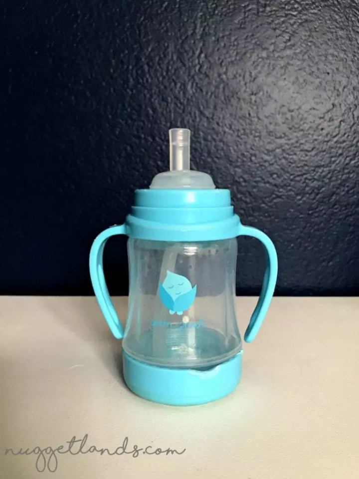 kids water bottle review green sprouts