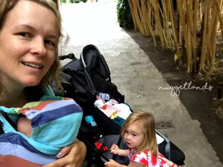 safari park selfie