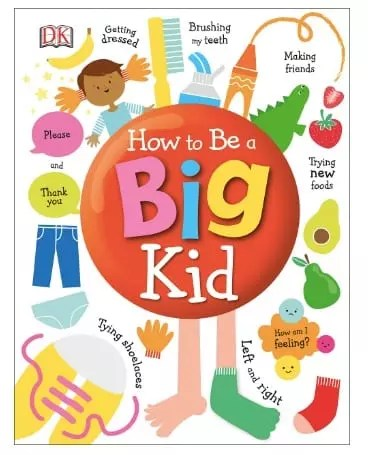 Back to School How to Be a Big Kid