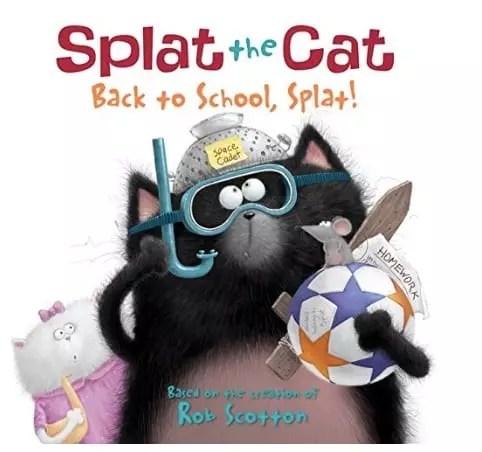Back to School Splat