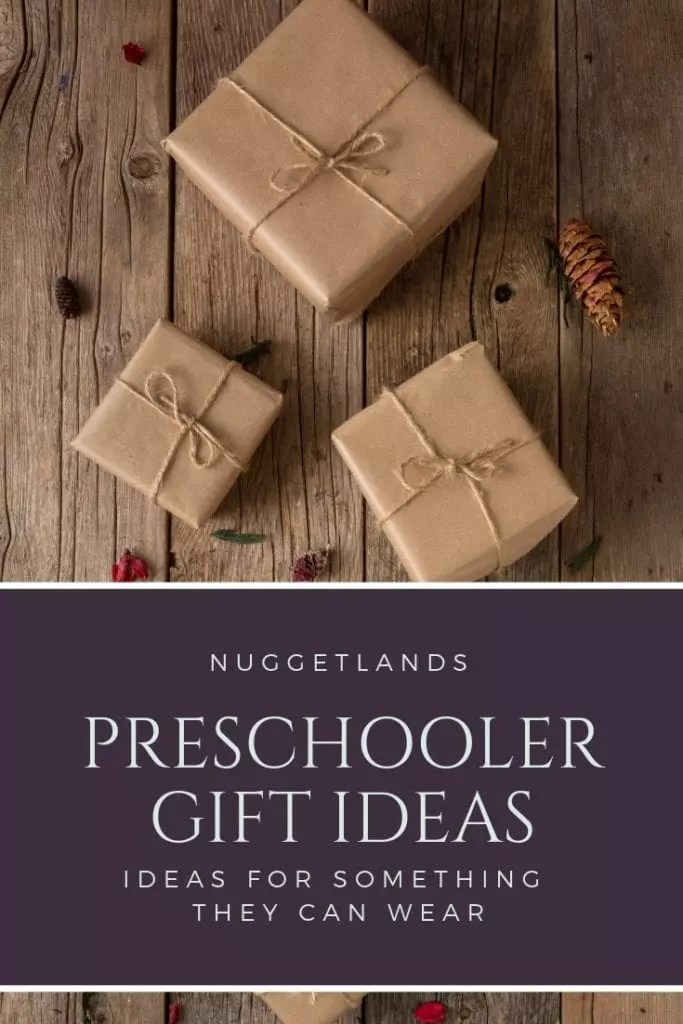 Tons of Christmas gift ideas for your preschooler for when Santa brings them something to wear. Shoes, dresses and pajamas that make the holiday season special. #Christmas #preschool #fashion
