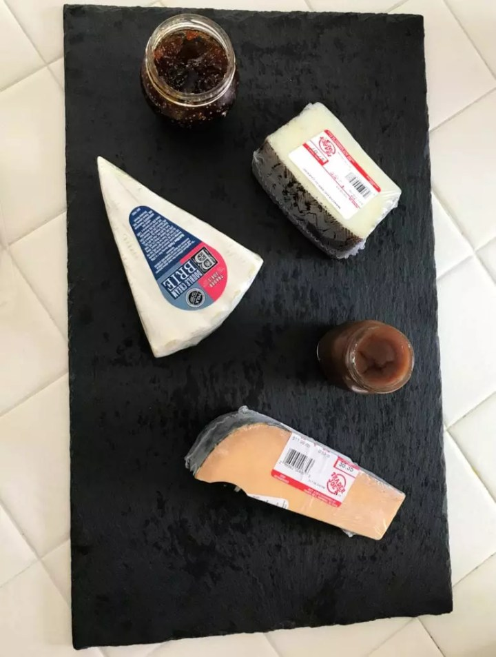 Meat and Cheese Tray Anchors
