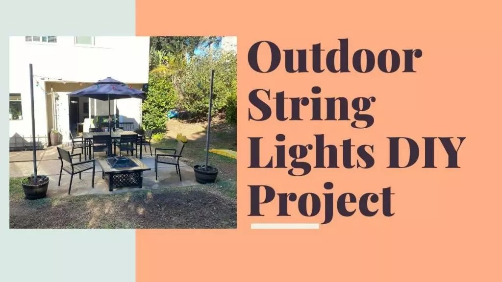 outdoor string lights an affordable