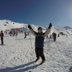 Cardrona Ski Queenstown New Zealand