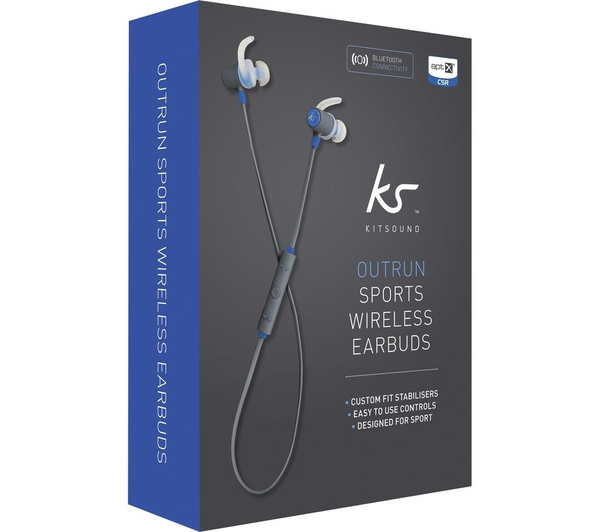 KS Outrun Wireless Earphones