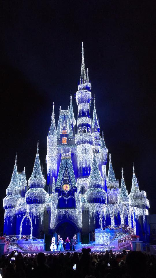 Christmas at Walt Disney World Pt.1